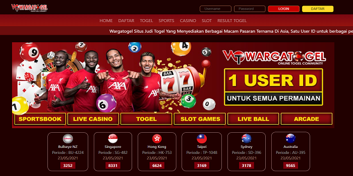 Online Lottery to replace Togel Onlineand sports betting in the U.S.